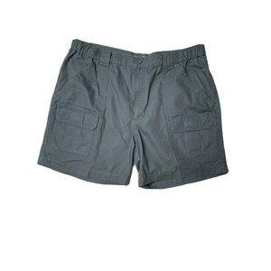 savane 38 mens hiking cargo shorts balsam green